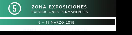 5 EXPOSICIONES
