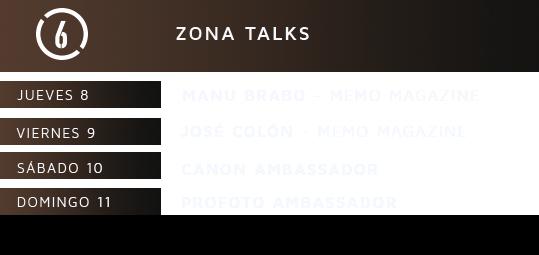 6 TALKS