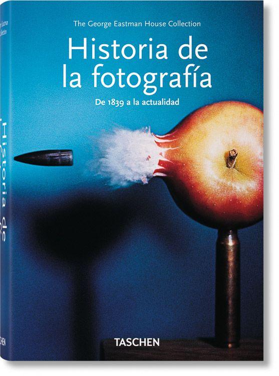 """Portada libro """"Historia de la fotografía"""""""