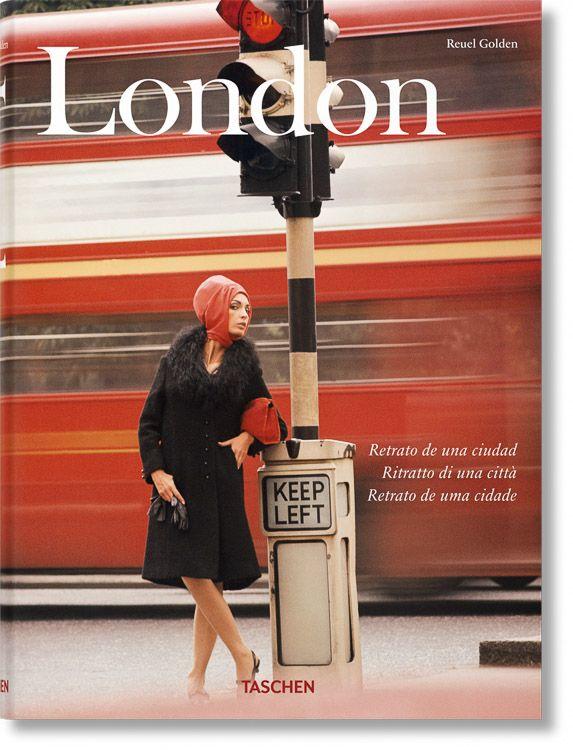 "Portada libro ""London. Portrait of a city""."