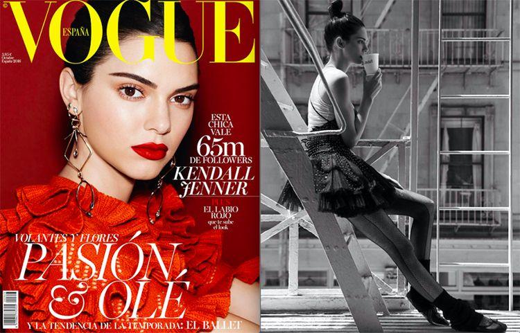 Portada de Vogue
