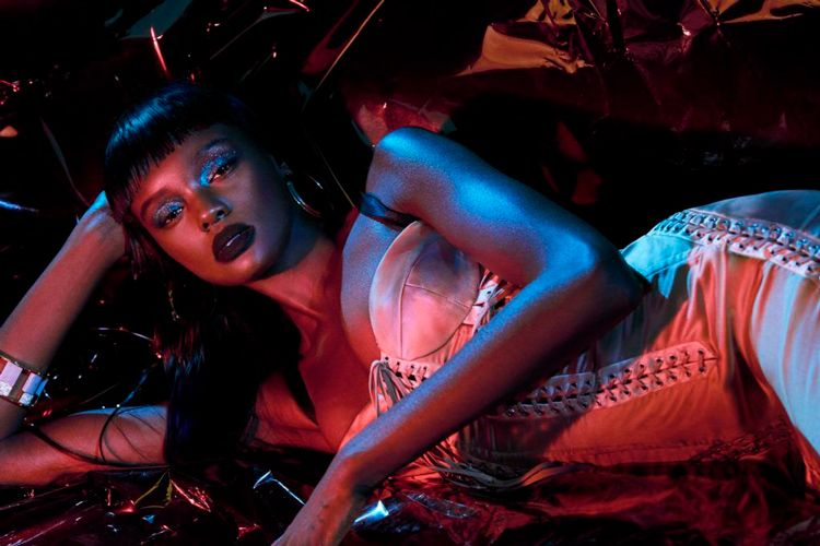 Greg Swales fotógrafo internacional de moda.