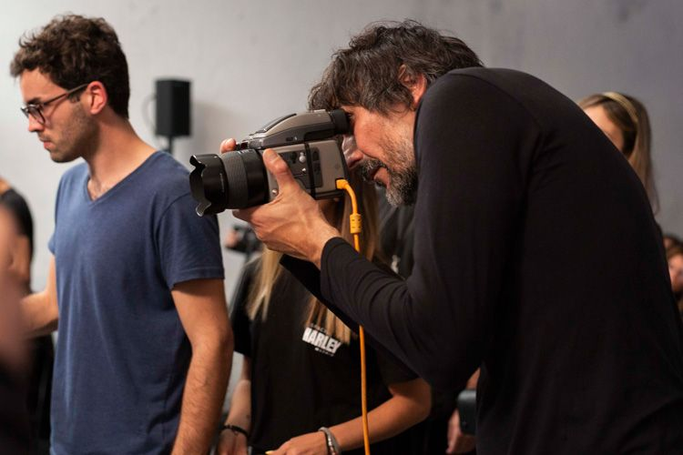 Fotografía profesional en Madrid Photo Fest.