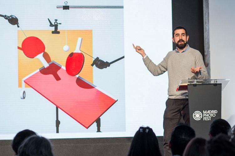 Fotografía de producto en Madrid Photo Fest.